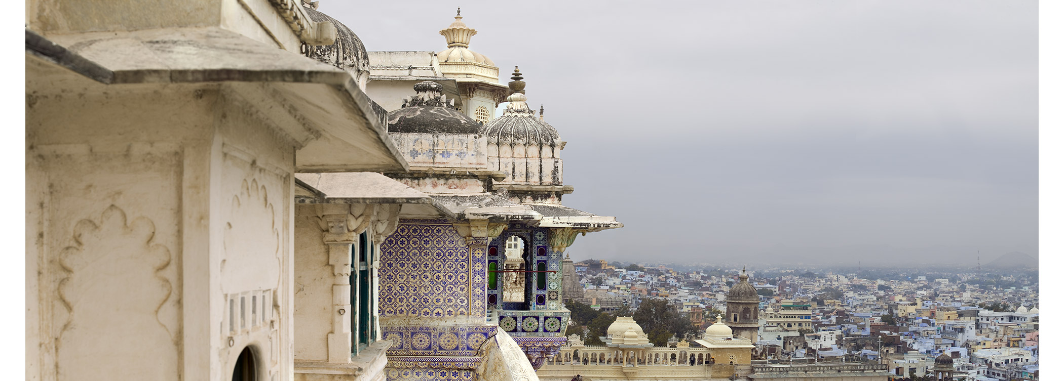 Paul Grundy. City Palace Udaipur 2