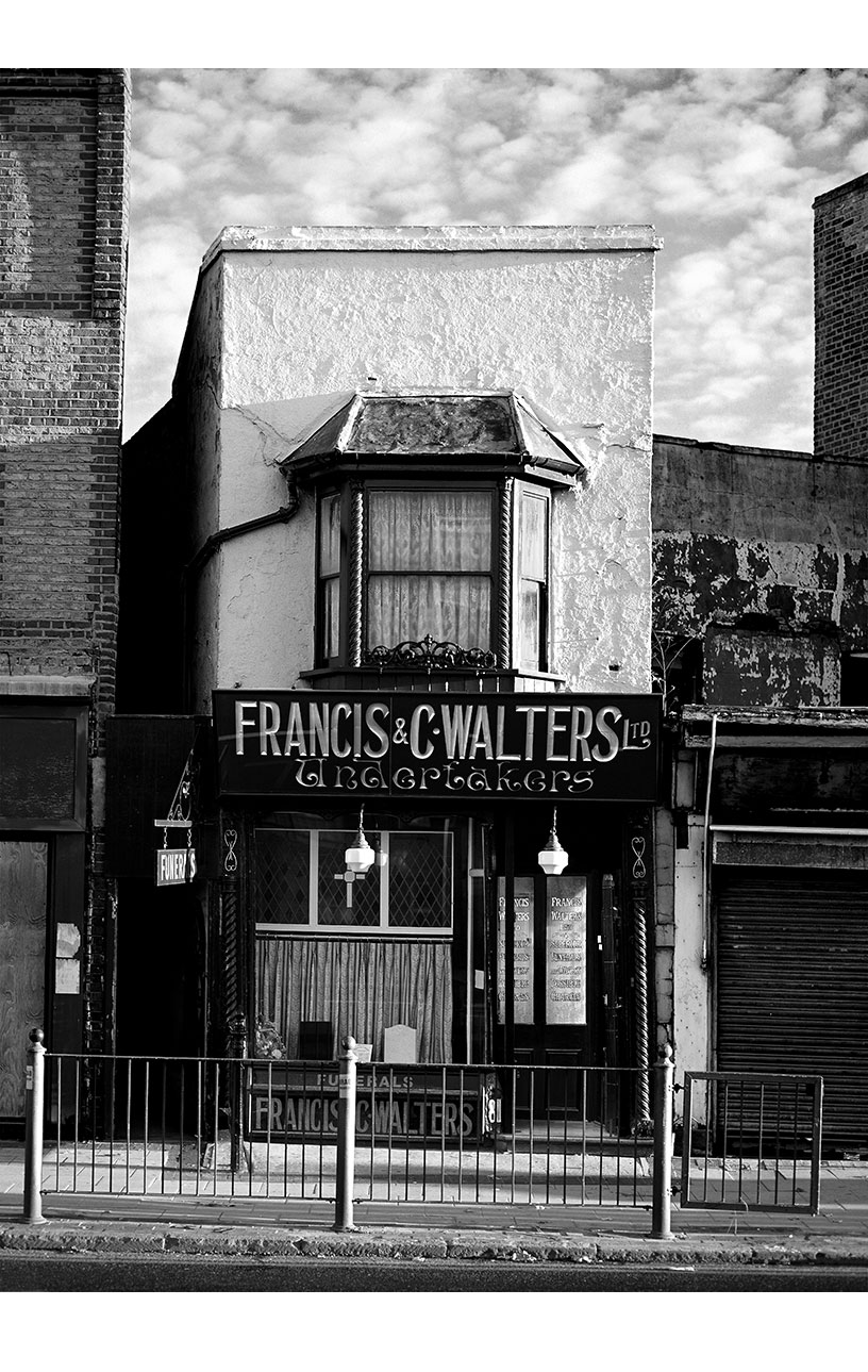 Paul Grundy. East End Undertakers