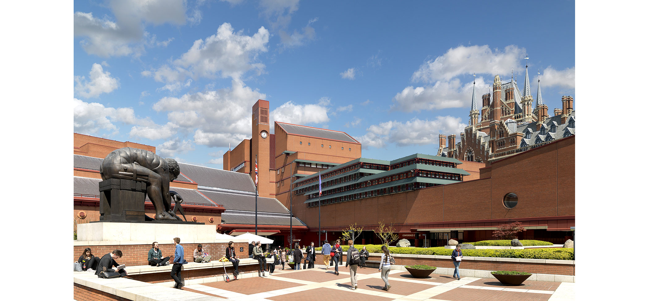 Paul Grundy. British Library
