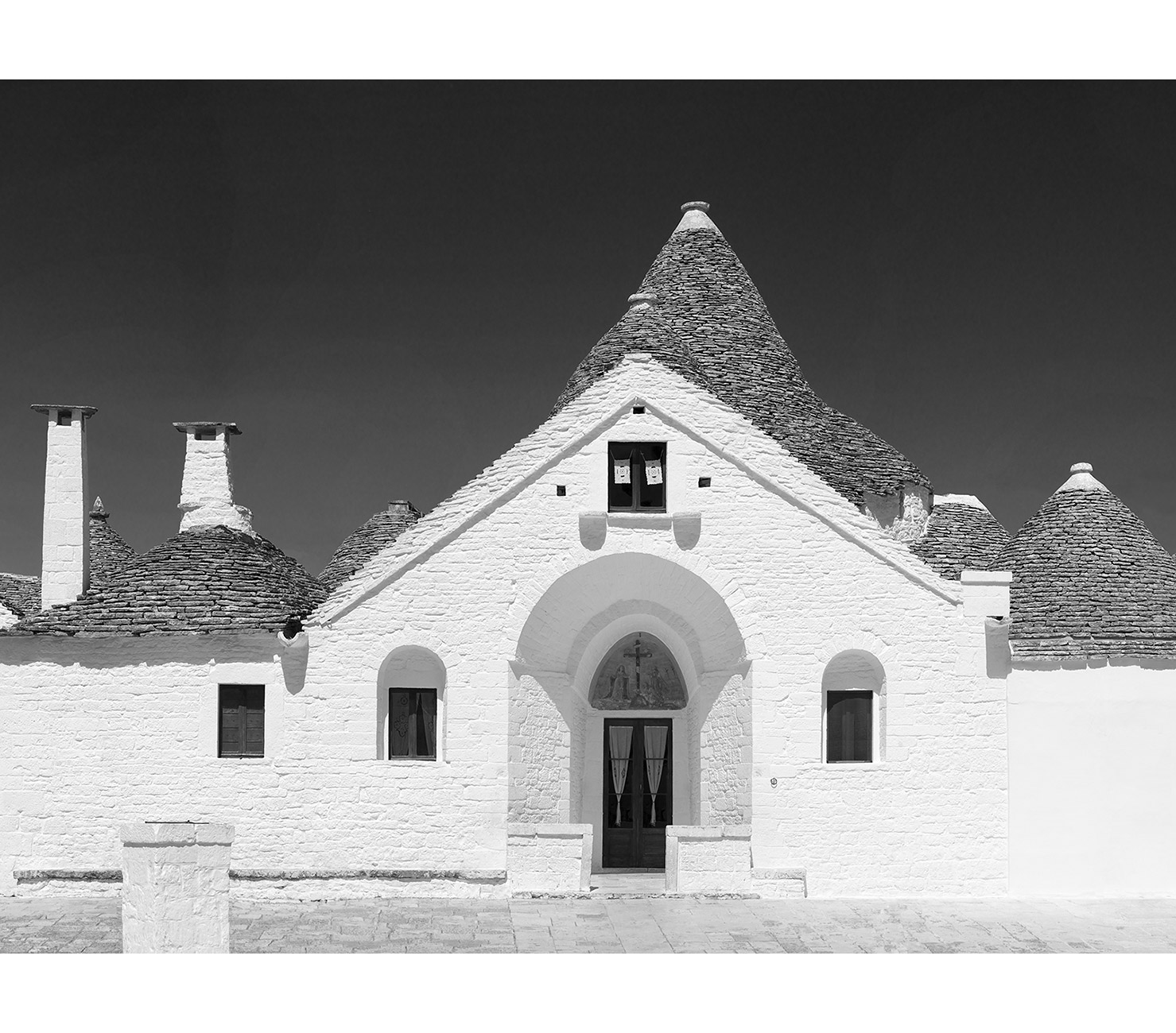 Paul Grundy. Trullo