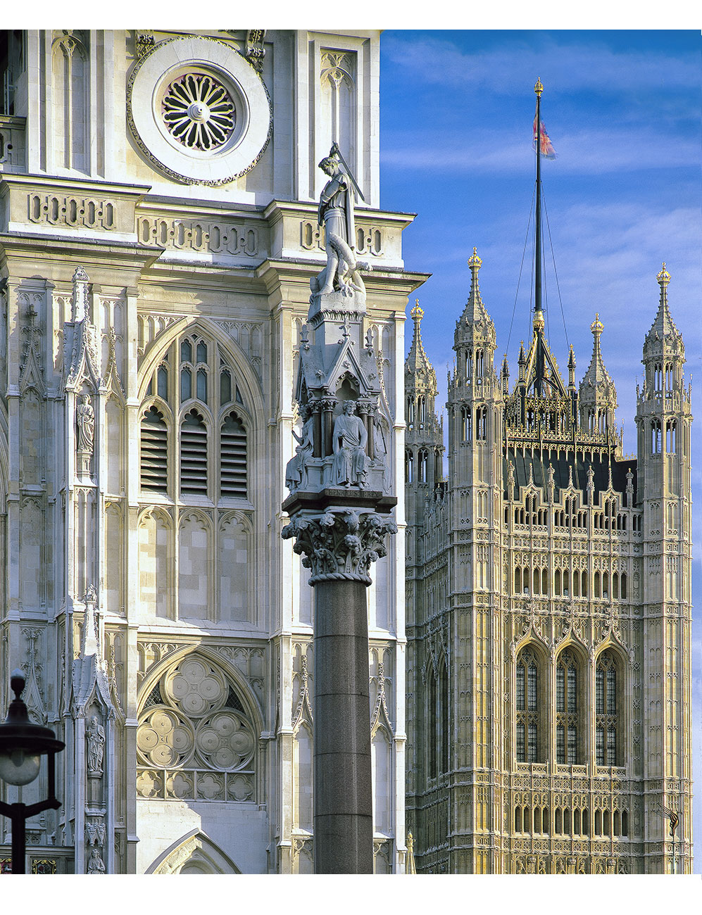 Paul Grundy. Westminster Abbey
